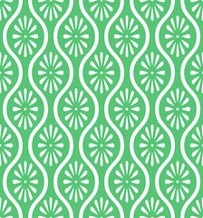 Japanese design - green