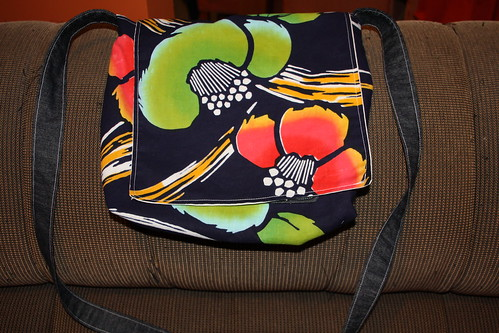 My New Bag - made by me!