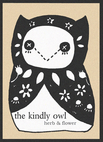 kindly owl -- coming soon..