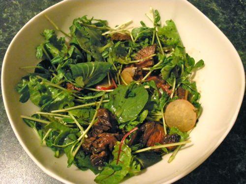 20100531 Spicy Asian Lamb Salad