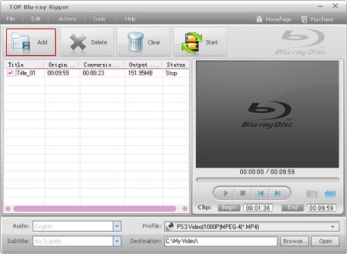 Rip DVD & Blu-ray movies to other video formats on Tutorial 4655503324_3124d3acf1