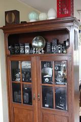old stuff part II (Mattijsje) Tags: camera box collection cameras boxes boxcameras boxcams