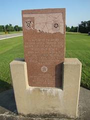 Travis Leon Bench Memorial