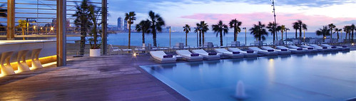 WET®: Hotel W Barcelona