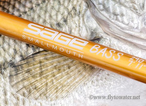 Sage Bass Flyrod & LMB