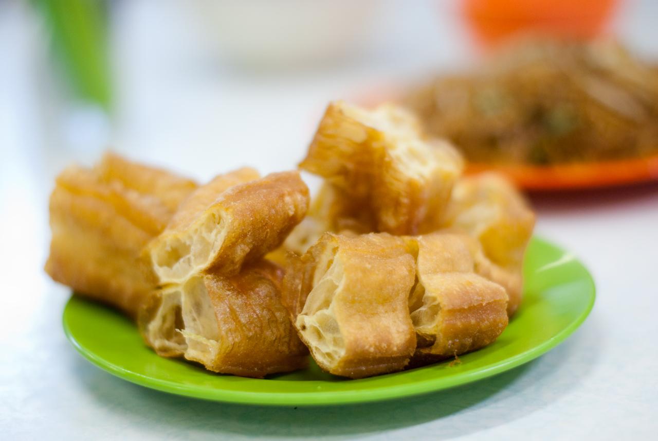 新合記 北角 Chinese Donut