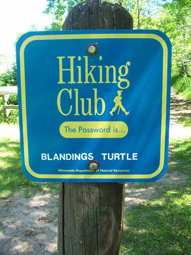 hiking club
