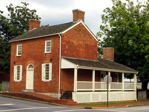 Andrew Johnson's Early Home