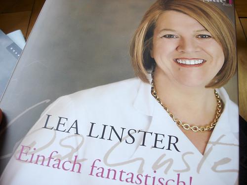 Buchcover Lea Linster — Einfach fantastisch!
