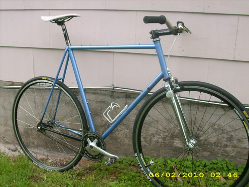 "The ""new"" fixed gear build"