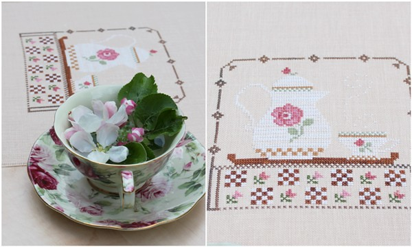 Primrose Needleworks. Coffee Crossword