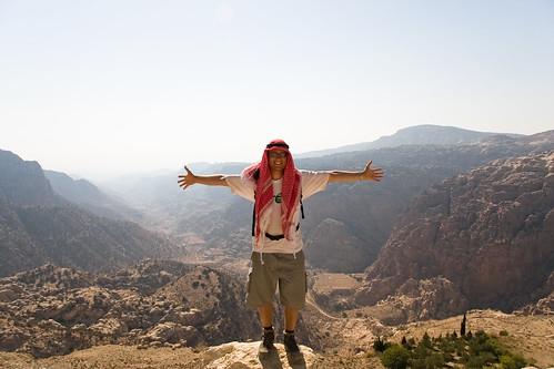 Day 3: Hike in Wadi Dana