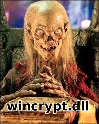 wincrypt.dll