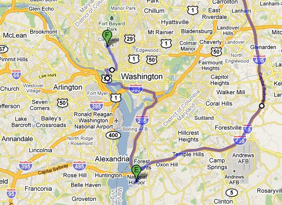Day 01 Stop 5 - Washington, DC