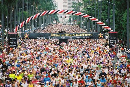 Maratón Rock 'n' Roll San Diego