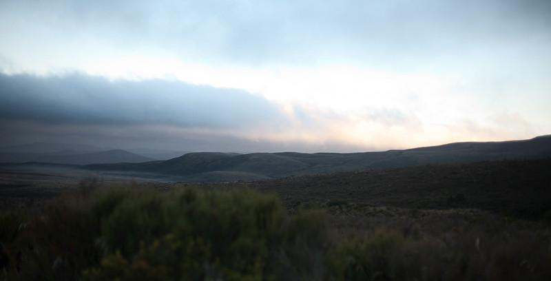 Tongariro Morning