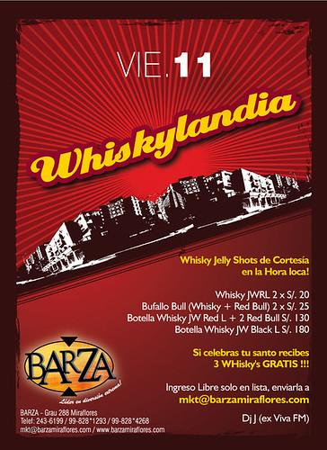 Whiskylandia - Barza Xtreme