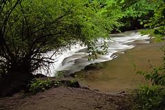 Fallsview (+David+) Tags: waterfall urbanwaterfall corbettsglen allenscreek fullflow townofbrightonny postcardfalls greenandlush