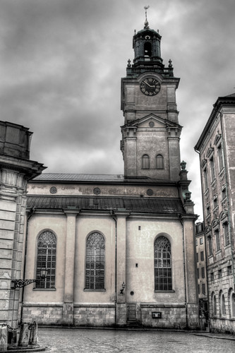 Storkyrkan. Estocolmo