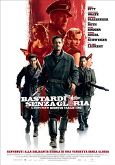 "2010最佳海外、國際電影海報 - Inglorious Basterds ""Intl One Sheet"""