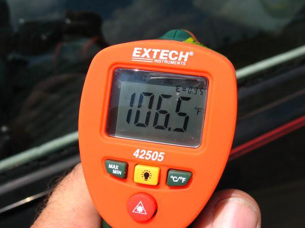 Seat temperature