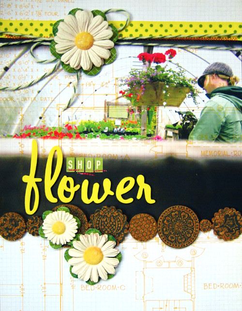 PNA Flower Shop Layout