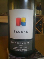 2008 Blocks Sauvignon Blanc