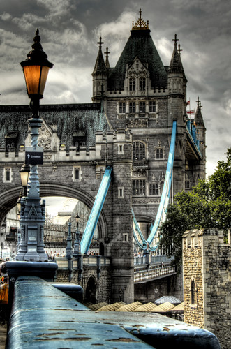 Tower Bridge. London. Puente de la Torre. Londres