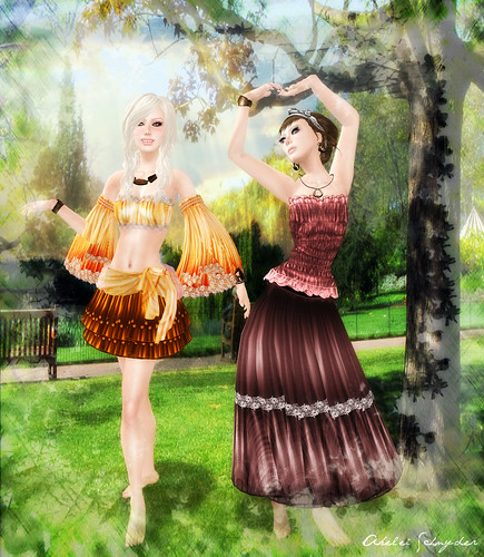 Nadia Gypsy & Odette