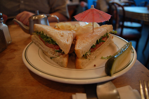 House-roasted Turkey Sandwich