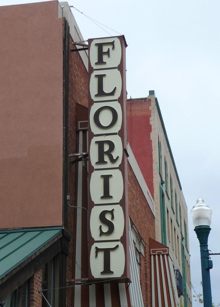 Colorado Springs, CO Florist sign