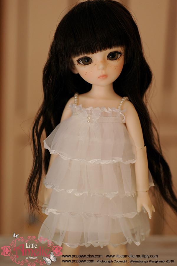 YoSD Chiffon dress
