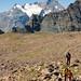 Comparse del teatro della natura: la Grivola. (Conca di Arbolle, Monte Emilius, Valle d'Aosta - Vallée d'Aoste)