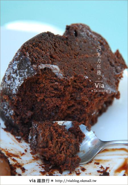 【台中甜點】巧克力任務》CMP BLOCK台中人文美學生活特區38
