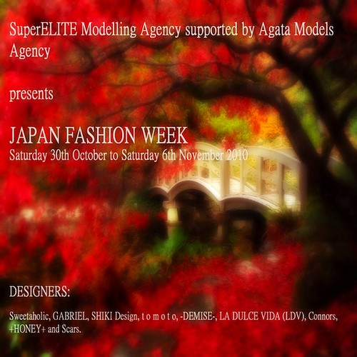SuperELITE Japan Fashion Week