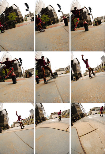 ollie manny sequence