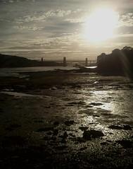 Strait Sunset (Emmygracie) Tags: anglesey northwales menaistrait britanniabridge