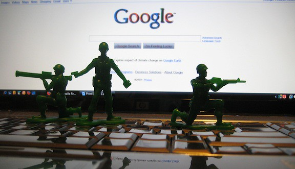 search engine wars, bing vs google