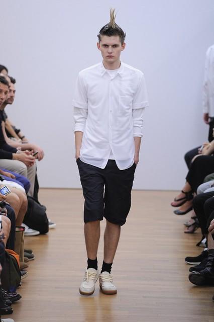Matteo Haitzmann3027_SS11_Paris_Comme des Garcons Shirt(fmag)