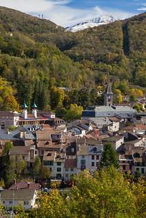 France, Ariège, Ax les Thermes.