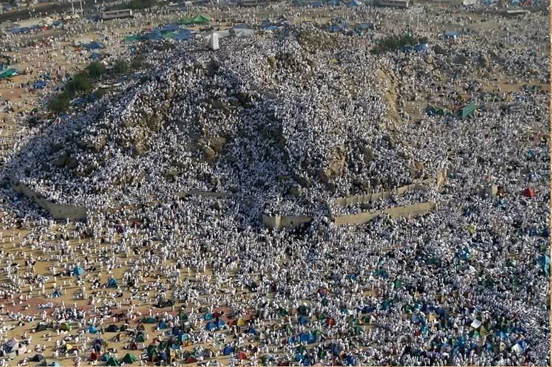 5157524842 bc0e092155 b Hajj, Pilgrimage to Mecca when Millions Worship in Unison [49 Pics]