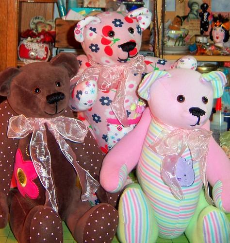 charli's 3 bears