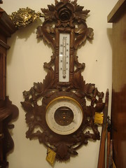 """Ernst Jendricke Wall Barometer • <a style=""""font-size:0.8em;"""" href=""""http://www.flickr.com/photos/51721355@N02/5164624933/"""" target=""""_blank"""">View on Flickr</a>"""