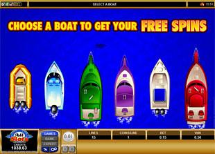 free Reel Strike gamble bonus game