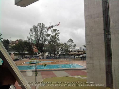 Resgate em frente ao C.E.U. Jaguaré (11/11/2010) 03