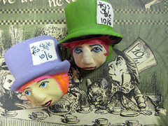 Mad Hatter Doll Part Value Pack!
