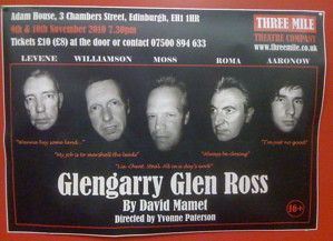 Æ Review – Glengarry Glen Ross