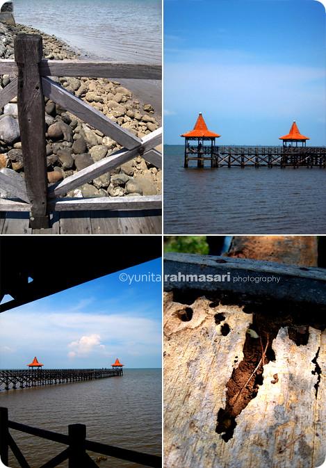 (Collage) Bentar Beach