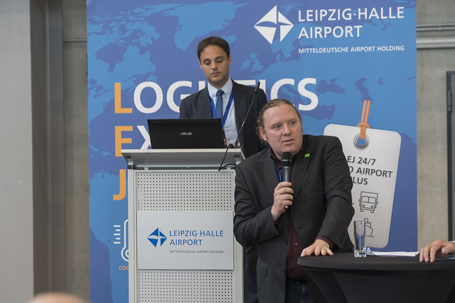 Co-ordination and co-operation in aid and relief logistics side event organised by Leipzig/Halle Airport and HELP Logistics