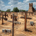 Taos Pueblo Graveyard